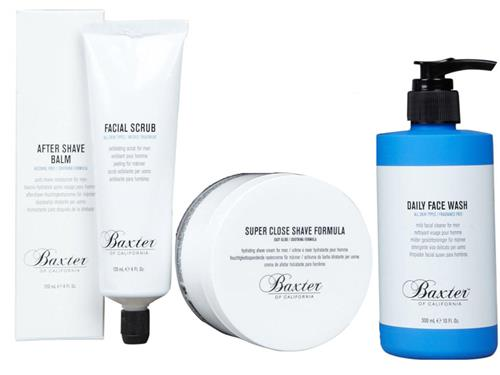 Baxter of California Shaver's Skincare Kit