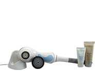 Clarisonic Pro Sonic Skin Cleansing System for Face & Body with Extension Handle  White