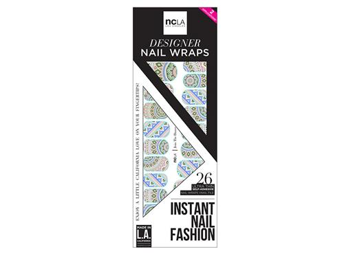 ncLA Nail Wraps - Join The Dance