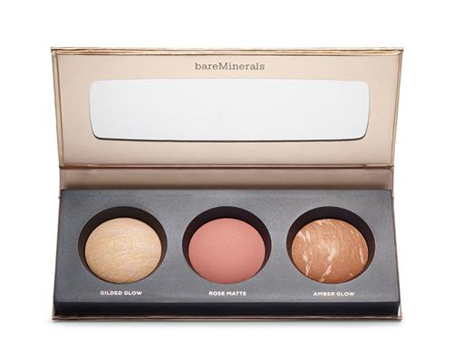 bareMinerals Glow Together Limited Edition Dimensional Powder Trio