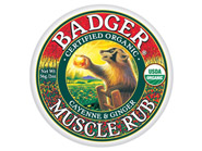 Badger Sore Muscle Rub - Cayenne & Ginger