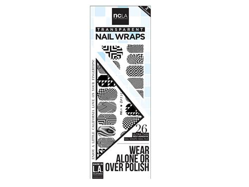 ncLA Nail Wraps - Optics