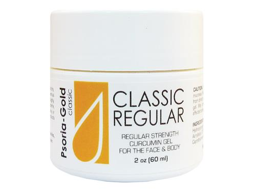 Psoria-Gold CLASSIC Regular Curcumin Gel