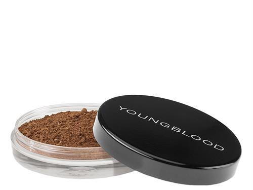 YOUNGBLOOD Natural Mineral Foundation - Hazelnut