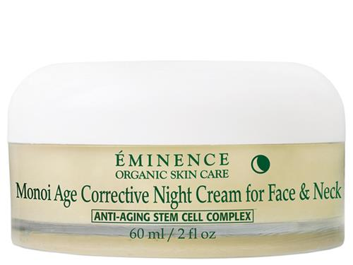 Eminence Monoi Night Cream for Face & Neck