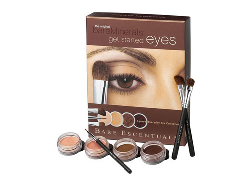 BareMinerals Get Started Eyes