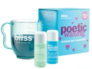 Bliss Poetic Waxing Kit, a bliss waxing system