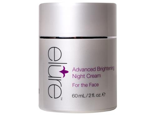 elure Advanced Brightening Night Cream: by this elure advanced lightening night cream at LovelySkin.com.