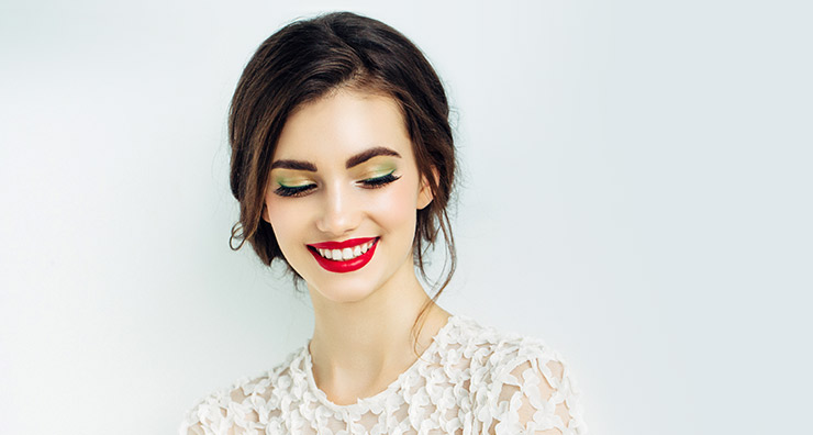 Get Lucky with Green and Gold Skin, Hair and Beauty Favorites