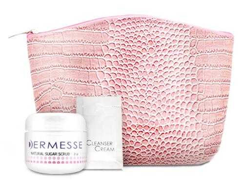 Free $20 Dermesse 3-Piece Travel Set
