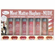 theBalm Meet Matte Hughes NUDE Mini Kit