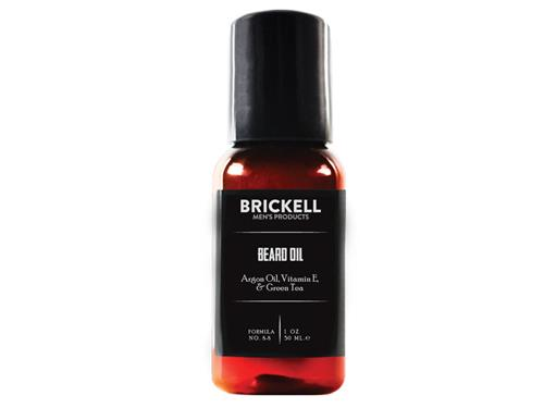 Brickell Beard Oil