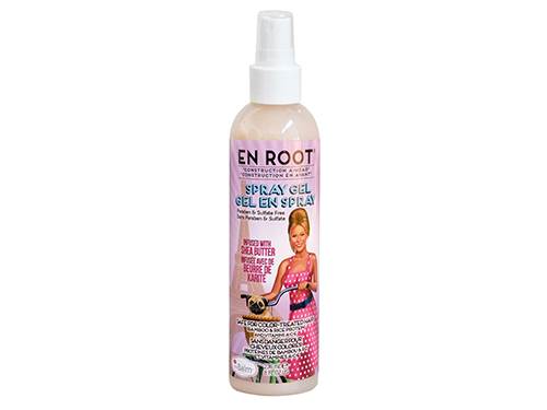 En Root Construction Ahead Spray Gel