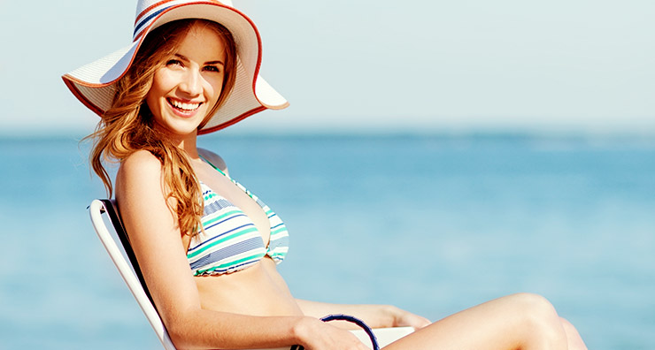 Last-Minute Skin Fixes Before the Beach