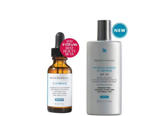 SkinCeuticals Inside + Out  Photoaging Solution for Normal to Dry Skin