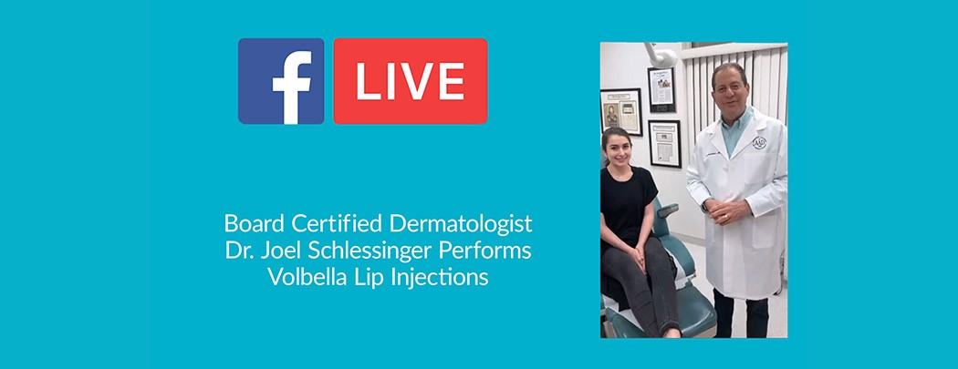 Live JUVEDERM Volbella Lip Injections at LovelySkin