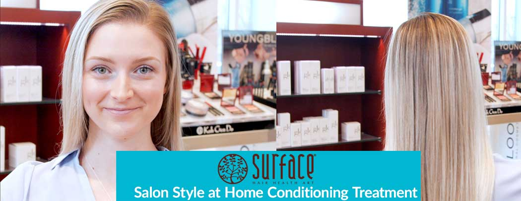 Surface Hair Deep Conditioning Treatment