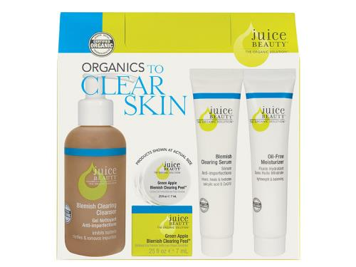 Juice Beauty Organics to Clear Skin Kit