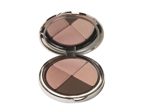 La Bella Donna Compressed Mineral Eye Shadow Compact