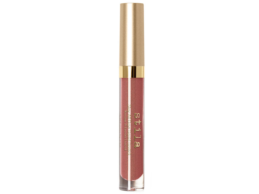 stila Stay All Day Shimmer Liquid Lipstick - Miele Shimmer