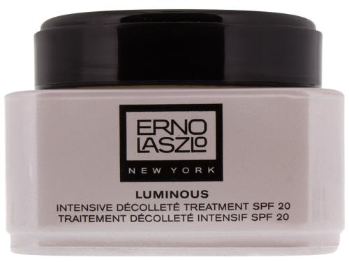 Erno Laszlo Luminous Intensive Decollete Treatment SPF 20