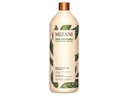 Mizani True Textures Moisture Replenish Shampoo - 33.8oz