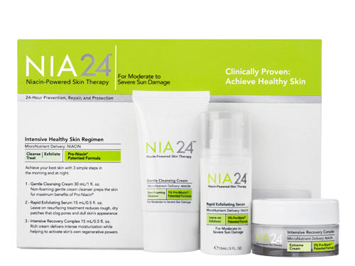 NIA24 Intensive Healthy Skin Regimen Kit