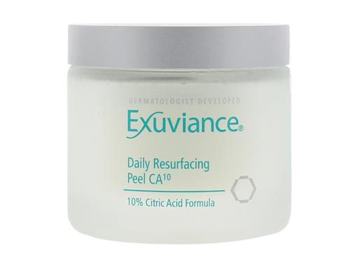 Free $65 Exuviance Daily Resurfacing Peel CA10