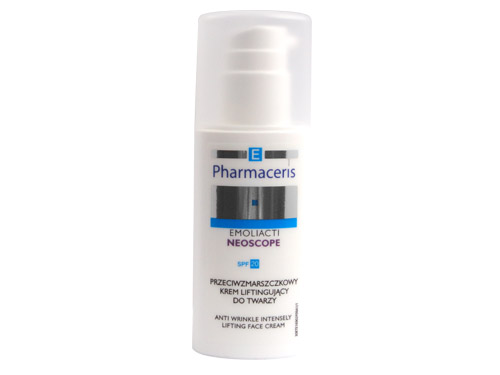 Pharmaceris E Emoliacti Neoscope Anti Wrinkle Intense Lifting Face SPF 20