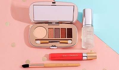 Simple Spring Makeup Trends from jane iredale