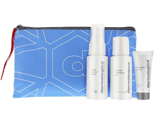 Free $36 Dermalogica Holiday Get Ready Trio