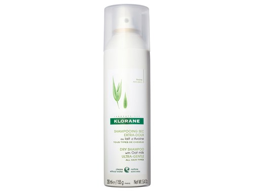 Klorane Dry Shampoo with Oat Milk - Aerosol - 5.4oz
