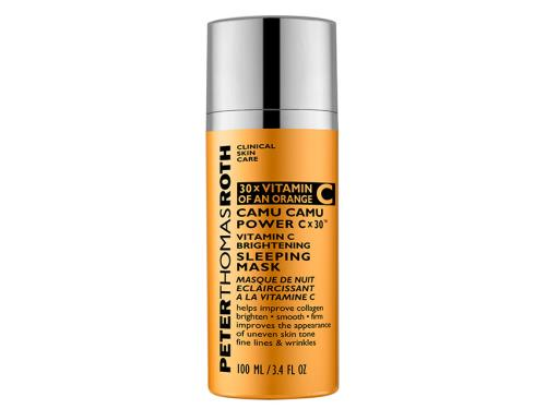 Peter Thomas Roth Camu Camu Power C x 30 Vitamin C Brightening Sleeping Mask, a Peter Thomas Roth face mask