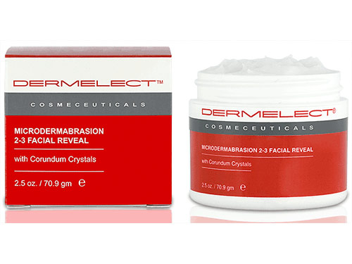 Dermelect Cosmeceuticals Microdermabrasion 2-3 Facial Reveal