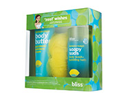 Bliss Suds and Butter Set - Zest Wishes