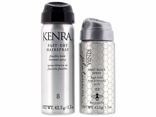 Free $14 Kenra Professional Thermal Duo