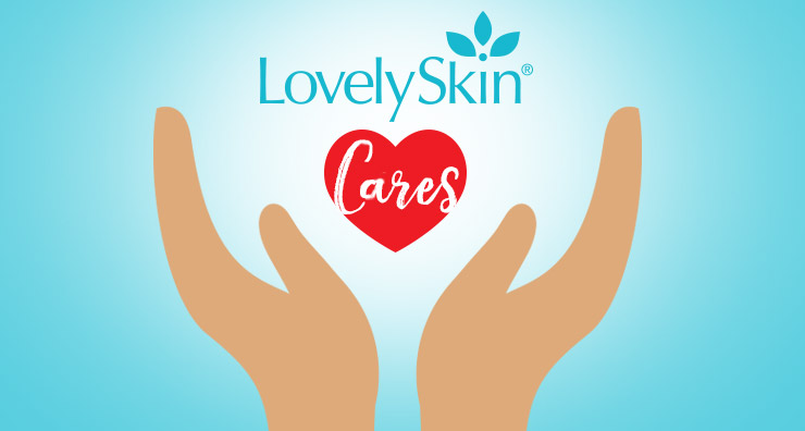 LovelySkin Cares