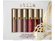 stila With Flying Colors Stay All Day Liquid Lipstick Set - Limited Edition