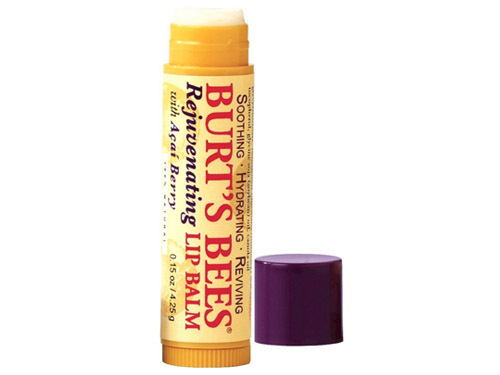 Burt's Bees Rejuvenating Lip Balm with Acai Berry