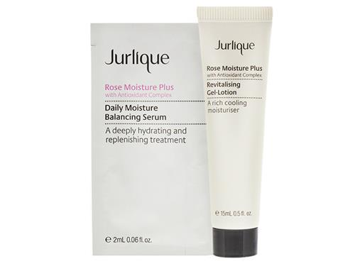 Free $13 Jurlique Rose Moisture Plus Duo