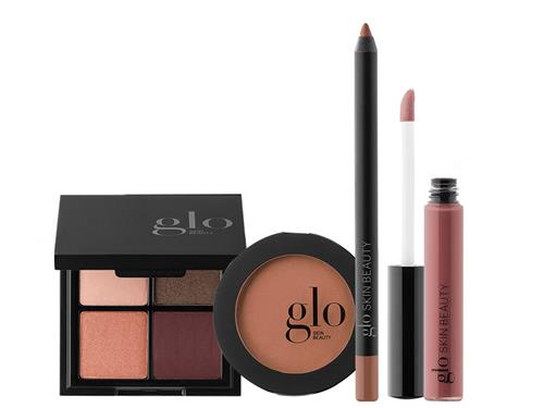 A Spring Beauty Color Story From Desk To Datenight With Glo Skin