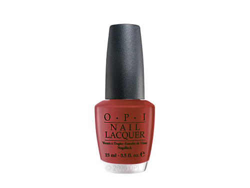 OPI Grand Canyon Sunset