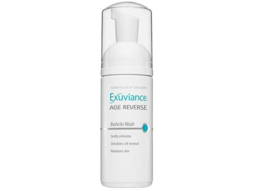 Exuviance Age Reverse BioActiv Wash, an Exuviance face wash