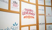 LovelySkin's Fourth Annual Thanksgiveaway