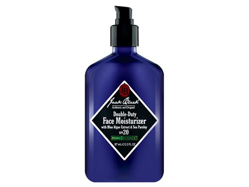 Jack Black Double-Duty Face Moisturizer SPF 20 - Pump 3.3 oz