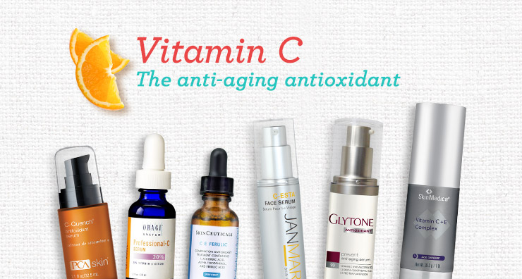7 Reasons You Need a Vitamin C Serum