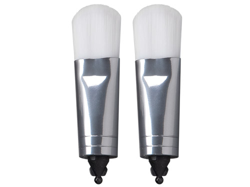 Klix Concealer Brush Replacement Heads Set of 2