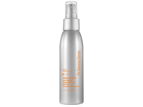 Dr. Dennis Gross Skincare Sheer Mineral Sun Spray SPF 50+, a Dr. Dennis Gross sunscreen