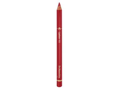 Dr. Hauschka Lipliner - 2 Classica Rich Radiating Red