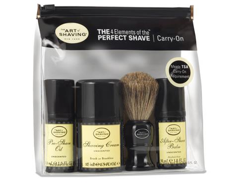 The Art of Shaving Carry on Kit - Unscented
